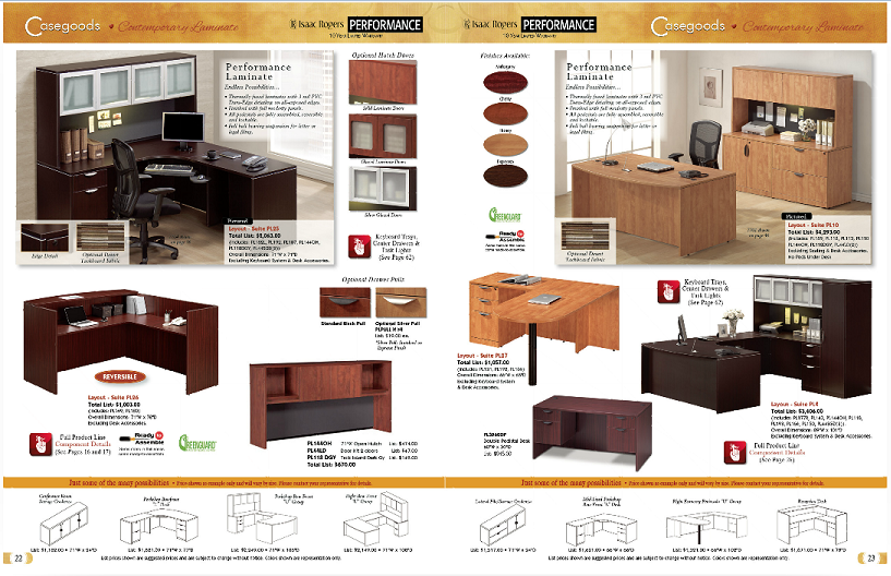 Online catalog jacksonville office furniture budget for Furniture catalogue