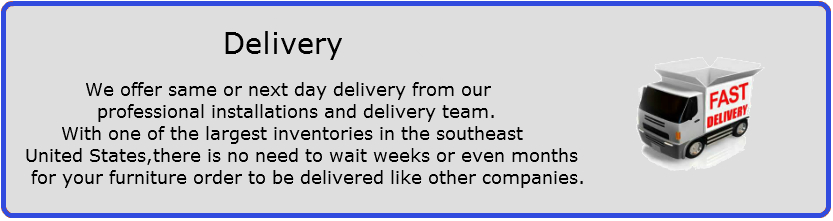 delivery blue