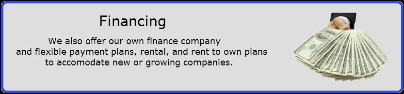 financing blue